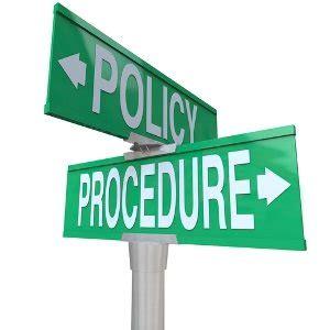 Operating procedures in business plan